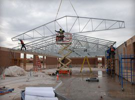 why use westco light gage steel trusses