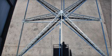Completed Projects Light Gage Steel Trusses Roof Truss